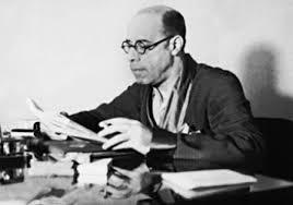 O poeta, escritor, jornalista e musicólogo Mário de Andrade
