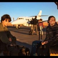 "Juliette Binoche no filme ""Mil vezes boa noite"""