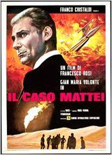 O Caso Mattei, um dos filmes-cabeça que passaram no Cine Eden