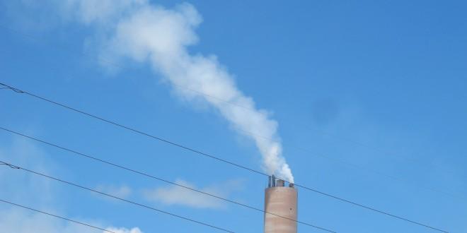 Reduzir emissões atmosféricas é um dos maiores desafios neste século (Foto José Pedro Martins)