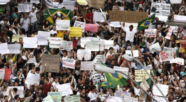 Campinas, 20 de junho de 2013: movimento de três anos atrás foi um aviso (Foto Adriano Rosa)