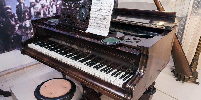 Museu Carlos Gomes, tributo ao maestro e compositor campineiro (Foto Martinho Caires)