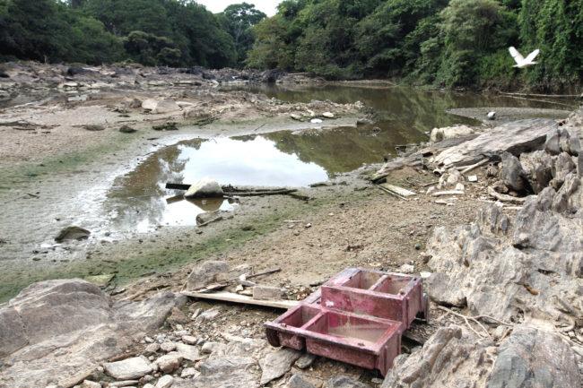 Estiagem recente no rio Atibaia confirmou que a região demanda a segurança hídrica, ainda longe de ser alcançada (Foto Adriano Rosa)