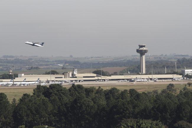 Viracopos:: cidade que tem um Aeroporto Internacional merece um Plano Diretor Estratégico modelo (Foto Adriano Rosa)