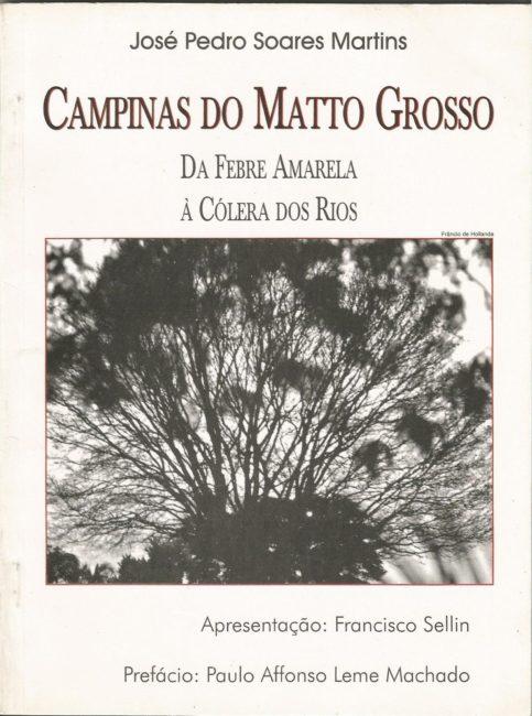 Capa do livro lançado em 1997