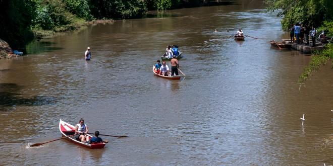 Uma das edições do Reviva o Rio Atibaia, em Sousas: Plano Diretor precisa garantir proteção dos recursos hídricos (Foto Martinho Caires)
