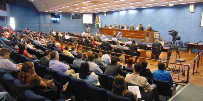 Evento na Câmara Municipal de Campinas, que tem papel fundamental na construção de modelo de desenvolvimento justo e inclusivo em Campinas (Foto José Pedro Martins)