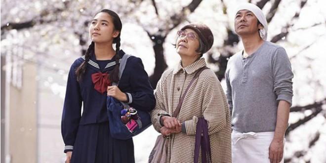 """""""Sabor da vida"""", da diretora japonesa Naomi Kawase, destaca três personagens que, cada um ao seu modo, enfrentam a exclusão social   Fotos: Divulgação"""
