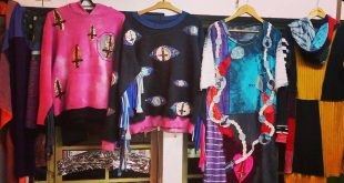 """Moda desenvolvida a partir de um processo chamado """"upcycling"""", que gera zero em resíduos: Coleção de Vicente Perrotta, de Campinas    Foto: Divulgação"""