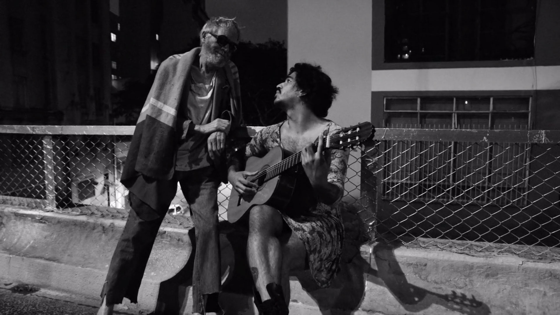 """Dirigido por Cristiano Burlan, """"Fome"""" não é documentário, mas tem muito de realidade e cenas de improviso"""