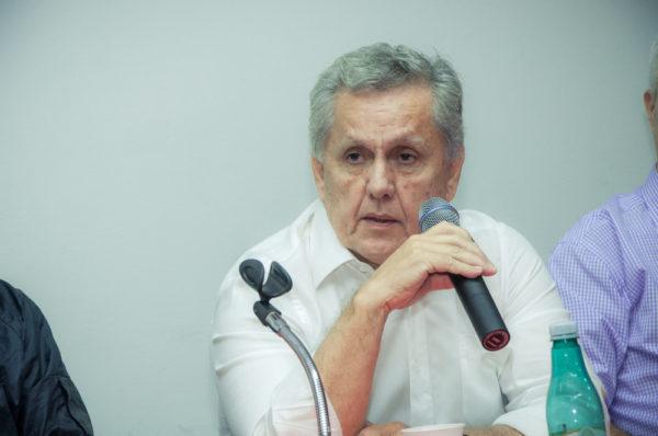 Secretário Municipal de Planejamento e Urbanismo Eng. Carlos Augusto Santoro
