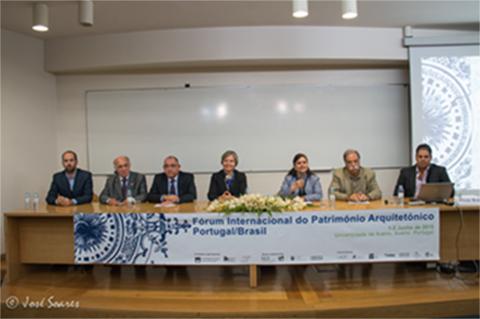 2ª edição do Fórum na Universidade de Aveiro - Portugal em 2015