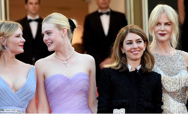 sofia-coppola-e-elenco-do-filme-em-Cannes