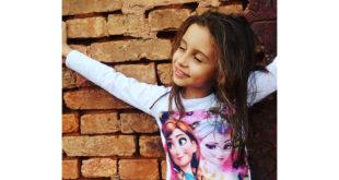 Gabriela: dormir bem é fundamental para desenvolvimento da criança (Foto Arquivo Pessoal)