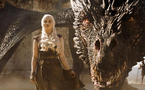 """Daenerys, a """"mãe dos dragões"""": """"vamos começar"""" (Foto Divulgação)"""