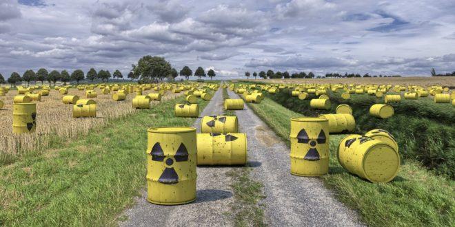 O risco nuclear é global, mas o acidente com o Césio em Goiânia lembra que o perigo pode estar bem próximo (Foto rabedirkwennigsen CREATIVECOMMONS)