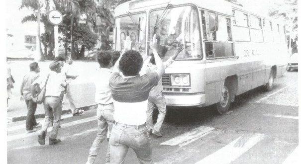 """Crédito: """"Trilhos e Linhas – História do Transporte Urbano Em Campinas"""", de Marcos Pimentel Bicalho"""