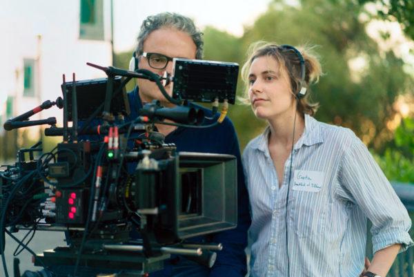 """Greta Gerwig vai concorrer nas categorias melhor direção e melhor roteiro original por seu """"Lady Bird"""" (Foto Divulgação)"""
