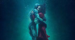 """""""A Forma da Água"""" é campeão d e indicações ao Oscar deste ano (Foto Divulgação)"""