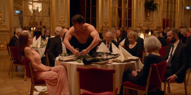 O filme sueco surpreende e incomoda (Foto Divulgação)