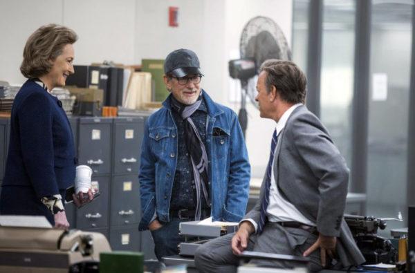 Dizem que Spielberg parou tudo o que estava fazendo quando o projeto caiu em suas mãos (Foto Divulgação)