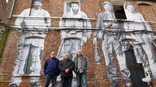 Os mineiros, símbolos de uma França sem trabalho (Foto Divulgação)