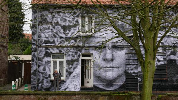 Imagens gigantes, congelando o tempo (Foto Divulgação)
